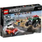 LEGO 75894 Speed Champions 1967 Mini Cooper S Rally & 2018 MINI John Cooper Works Buggy