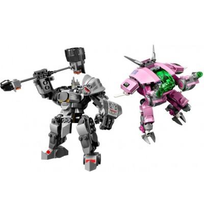 LEGO 75973 Overwatch D.Va & Reinhardt