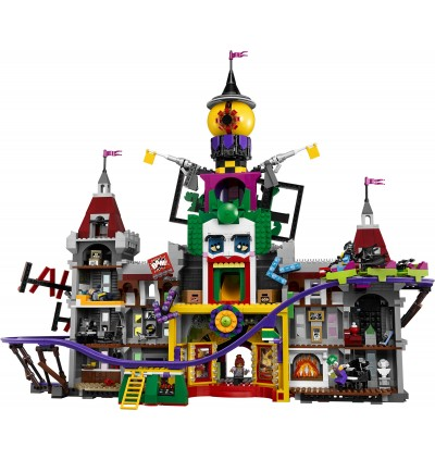 LEGO Batman Movie 70922 The Joker Manor