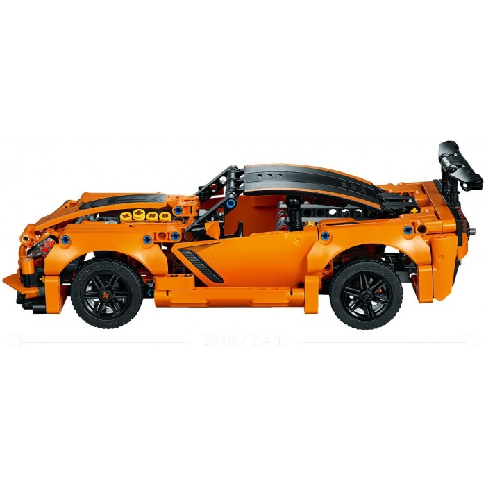 lego technic 42093 chevrolet corvette zr1. Black Bedroom Furniture Sets. Home Design Ideas