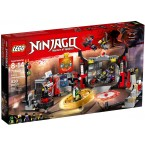 LEGO Ninjago 70640 S.O.G. Headquarters