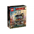 LEGO Ninjago Movie 70620 Ninjago City