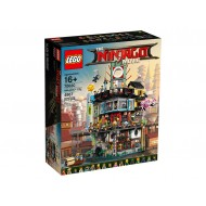 LEGO Ninjago Movie 70620 Ninjago City