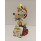Enesco : Peanuts by Jim Shore - Decked Out For The Holidays