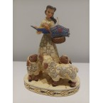 Enesco : Disney Traditions - Belle with Sheep