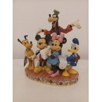 Enesco : Disney Traditions - Mickey Fab Five