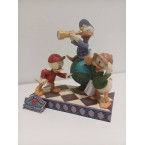 Enesco : Disney Traditions - Huey,Dewie and Louie Duck Tales