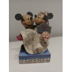 Enesco : Disney Traditions - Mickey & Minnie Wedding