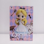 Banpresto Q Posket Disney - Alice Thinking Time - Pastel Version (35471)