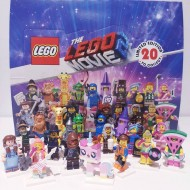 LEGO Minifigures 71023 The LEGO Movie 2: The Second Part - (Complete Set of 20)