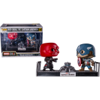 FUNKO POP! Vinyl Movie Moment: Marvel- Captain America / Red Skull (32880)