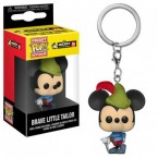 FUNKO Pocket POP! Keychain: Mickey's 90th - Brave Little Tailor (32174)