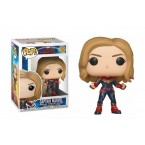 FUNKO POP! Vinyl Marvel: Captain Marvel (2019) - Captain Marvel (36341)