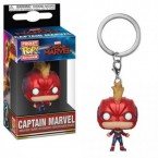 FUNKO Pocket POP! Keychain: Captain Marvel - Captain Marvel Masked (36439)