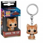 FUNKO Pocket POP! Keychain: Captain Marvel - Goose The Cat (36440)