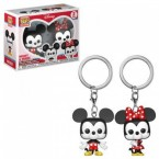 FUNKO Pocket POP! Disney - 2 Pack - Mickey & Minnie (36368)