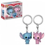 FUNKO Pocket POP! Disney - 2 Pack - Stitch & Angel (36370)