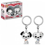 FUNKO Pocket POP! Disney - 2 Pack - Pongo & Perdita (36371)