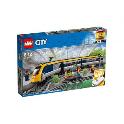 LEGO City 60197 City Passenger Train
