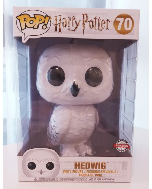 "FUNKO POP! Vinyl Movies: Harry Potter - 10"" Hedwig (Exclusive) (32108)"