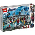 LEGO Marvel Super Heroes 76125 Iron Man Hall of Armour