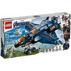 LEGO Marvel Super Heroes 76126 Avengers Ultimate Quinjet