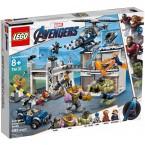 LEGO Marvel Super Heroes 76131 Avengers Compound Battle