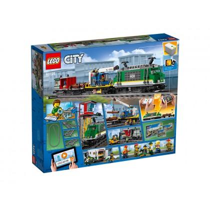 LEGO City 60198 Cargo Train *Damaged Box*