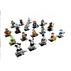 LEGO 71024 Disney Series 2 Minifigures Full Set