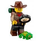LEGO 71025 Series 19 Minifigures - Jungle Explorer
