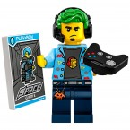 LEGO 71025 Series 19 Minifigures - Video Game Champ