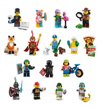 LEGO 71025 Series 19 Minifigures Full Set