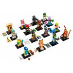 LEGO 71025 Series 19 Minifigures Full Set