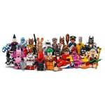 LEGO 71017 Batman Movie Series 2 Minifigures Full Complete Set of 20