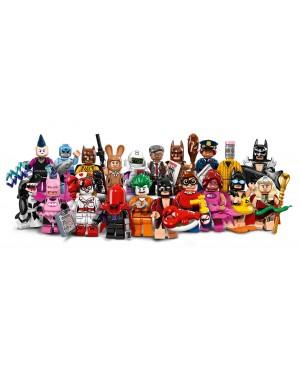 LEGO 71017 Batman Movie Series 1 Minifigures Full Complete Set of 20