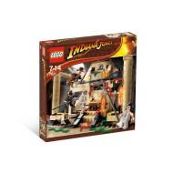 LEGO 7621 Indiana Jones Indiana Jones and The Lost Tomb