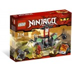 LEGO Ninjago 2254 Mountain Shrine