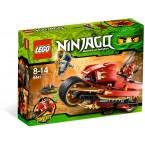 LEGO Ninjago 9441 Kai's Blade Cycle