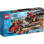 LEGO City 60027 Monster Truck Transporter