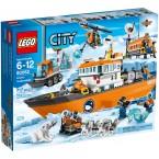 LEGO City 60062 Arctic Icebreaker