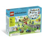 LEGO Education 9348 Community Minifigures Set