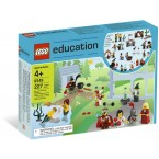 LEGO Education 9349 Fairytale and Historic Minifigures Set