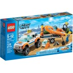 LEGO City 60012 Coast Guard 4x4 & Diving Boat