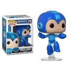 Funko POP! Vinyl Games: Mega Man (Action Pose)