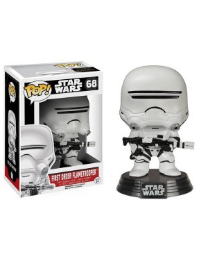 Funko POP! Vinyl Star Wars: First Order Flame Trooper (06224)