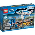 LEGO City 60079 Training Jet Transporter