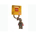 LEGO Keychain 851395 Clockwork Robot