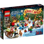 LEGO City 60063 Advent Calendar 2014