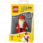 LEGO Santa LED Keylite Minifigure