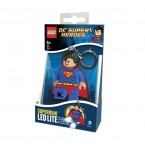 LEGO DC Super Heroes - Superman LED Keylite Minifigure